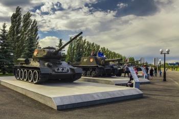 В казанском парке Победы может появиться новый памятник