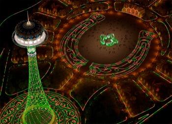 Возле «Тюбетей Tower» появится тематический парк