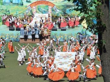 Сабантуй 2019 в Казани: «Хор Турецкого», Салават, WorldSkills, баран и автомобиль для абсолютного батыра