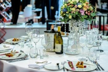 Организация свадебных банкетов от компании The Great Hall в Москве