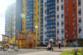 Строительный гигант: лидером по объему застройки в Татарстане остается «Ак Барс Дом»