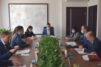 Статс-секретарь-заместитель руководителя Росреестра Алексей Бутовецкий посетил с рабочим визитом Республику Татарстан