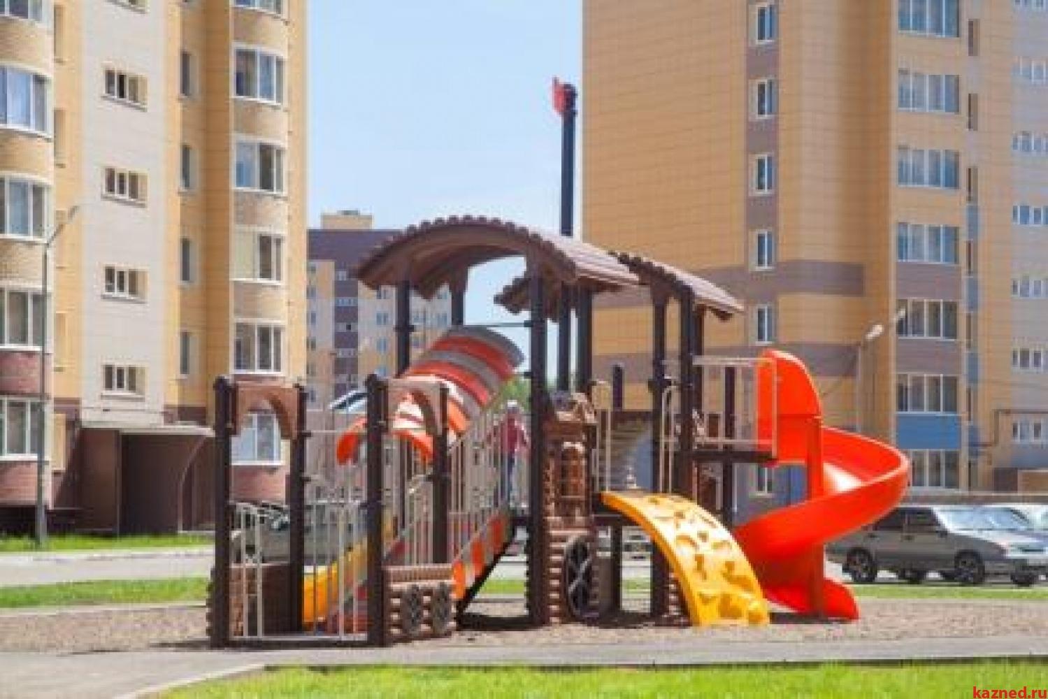 Продажа 1-к квартиры Осиново, Спортивная 2, 38 м²  (миниатюра №1)
