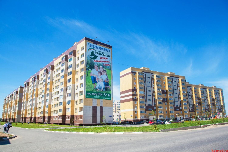 Продажа 1-к квартиры Осиново, Спортивная 2, 38 м²  (миниатюра №2)