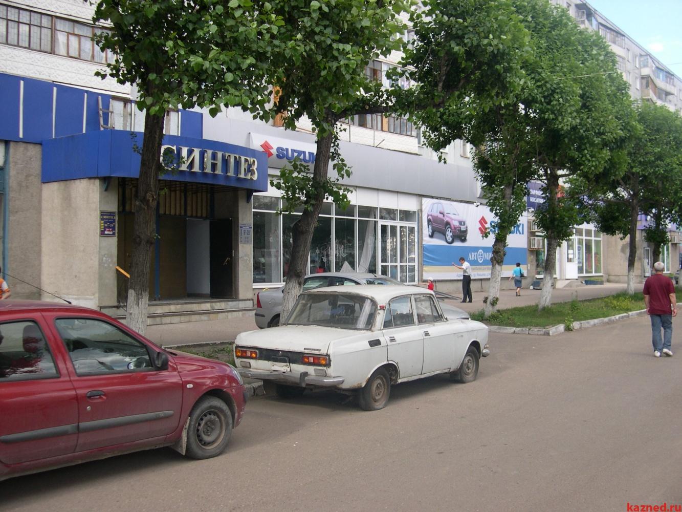 Сдается торговое помещение 533 кв.м. на Ямашева (миниатюра №1)