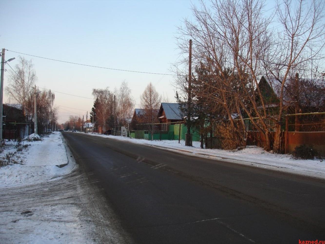 Продажа  участка Аметьевская, 6 сот.  (миниатюра №3)