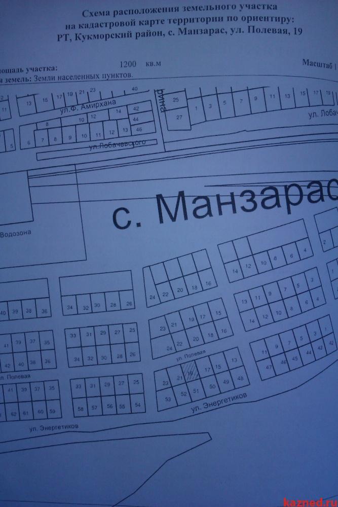 Продажа  участка с. Манзарас, 12 сот.  (миниатюра №1)