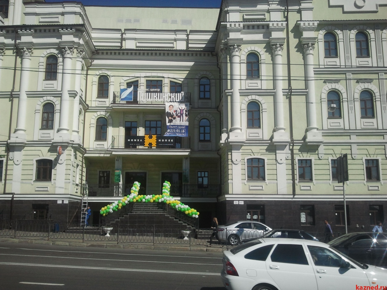Продажа  офисно-торговые Пушкина д. 52, 26 м²  (миниатюра №1)