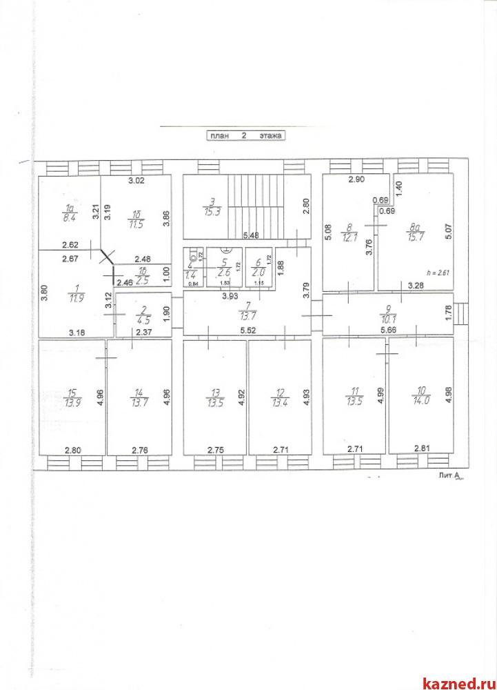 Продажа офисно-торговое помещение Ершова,31В, 194 м2  (миниатюра №6)