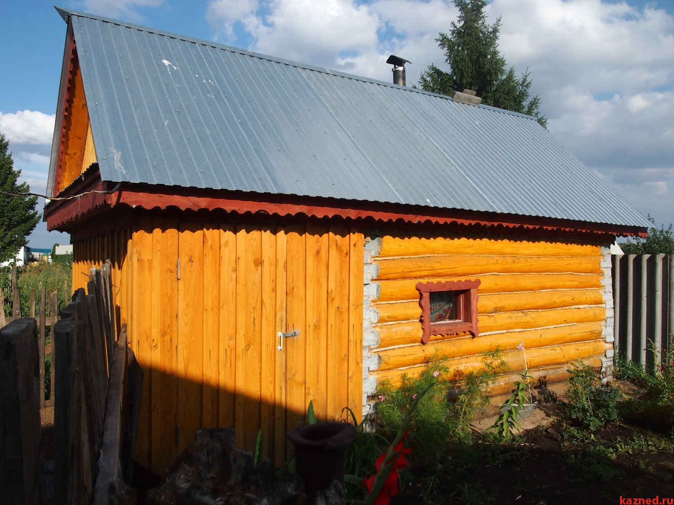 1/2 кирп дома. 60 м2. в Камско-Устьинском р-не. Затон. В 1 км от Волги (миниатюра №4)