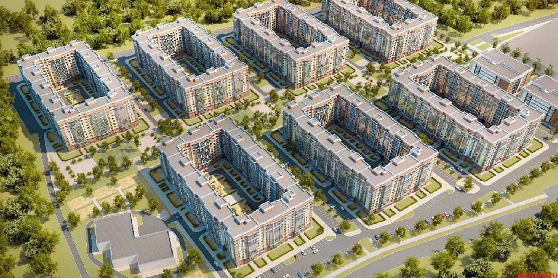 Продажа 3-к квартиры Тэцевская, 7Б, 68 м2  (миниатюра №2)