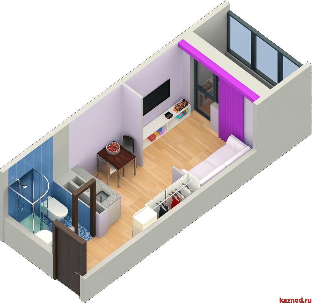 Продажа 1-к квартиры пр. Строителей , 19 м² (миниатюра №2)