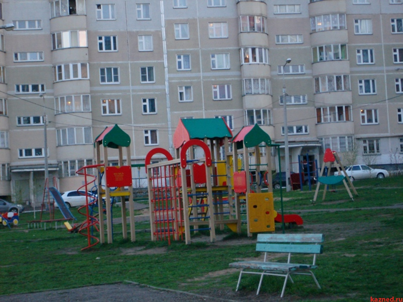 Продажа 1-к квартиры Ноксинский спуск, 28, 35 м2  (миниатюра №8)