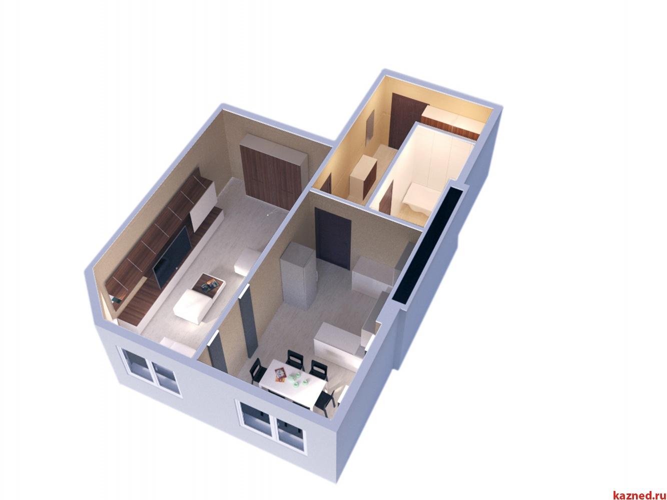 Продажа 1-к квартиры ЖК Светлый, 52 м² (миниатюра №3)