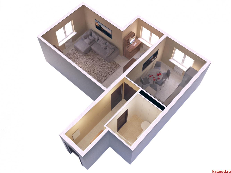 Продажа 1-к квартиры ЖК Светлый, 45 м²  (миниатюра №1)