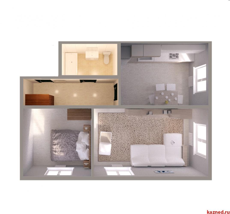 Продажа 2-к квартиры ЖК Светлый, 62 м² (миниатюра №2)