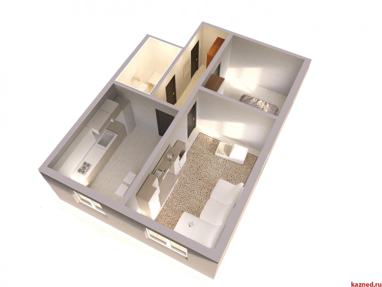 Продажа 2-к квартиры ЖК Светлый, 62 м² (миниатюра №3)