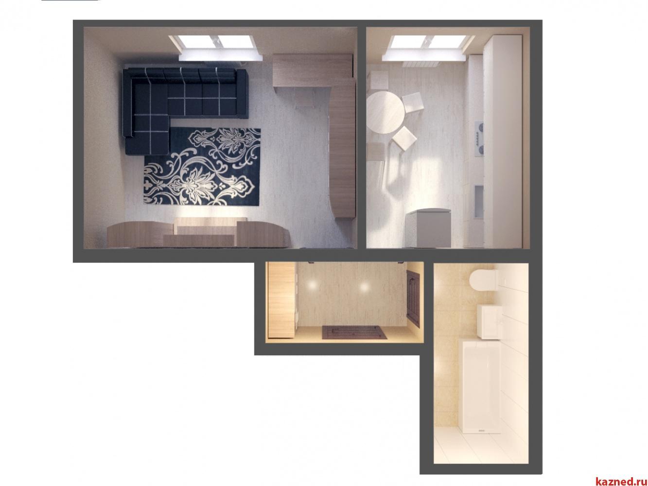 Продажа 1-к квартиры ЖК Светлый, 34 м²  (миниатюра №2)