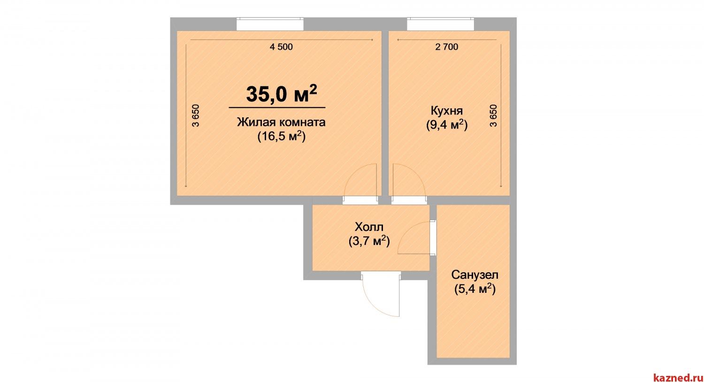 Продажа 1-к квартиры ЖК Светлый, 34 м²  (миниатюра №3)