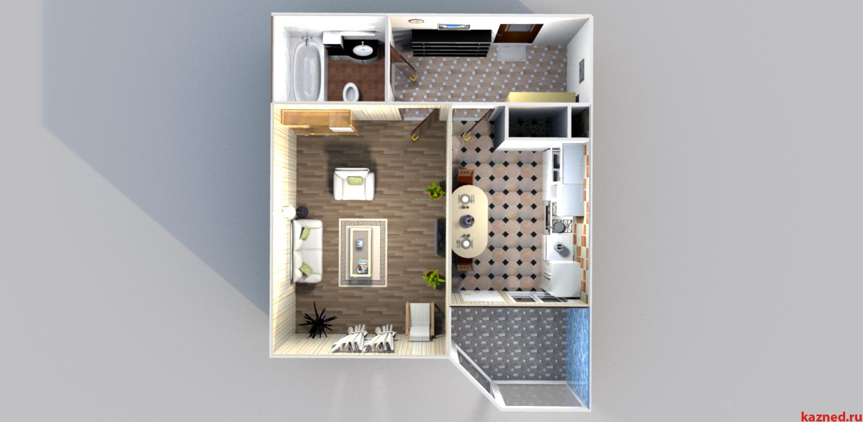 Продажа 1-к квартиры Годовикова/Лукина, 45 м2  (миниатюра №2)