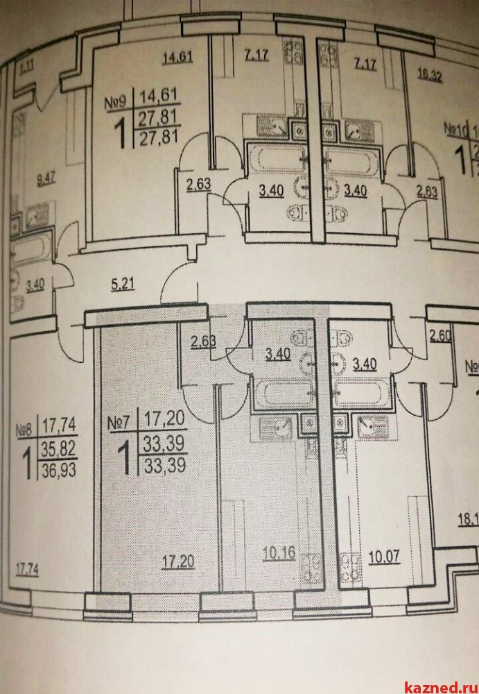 Царево, 34 кв.м. дом сдан квартира с евро ремонтом (миниатюра №8)