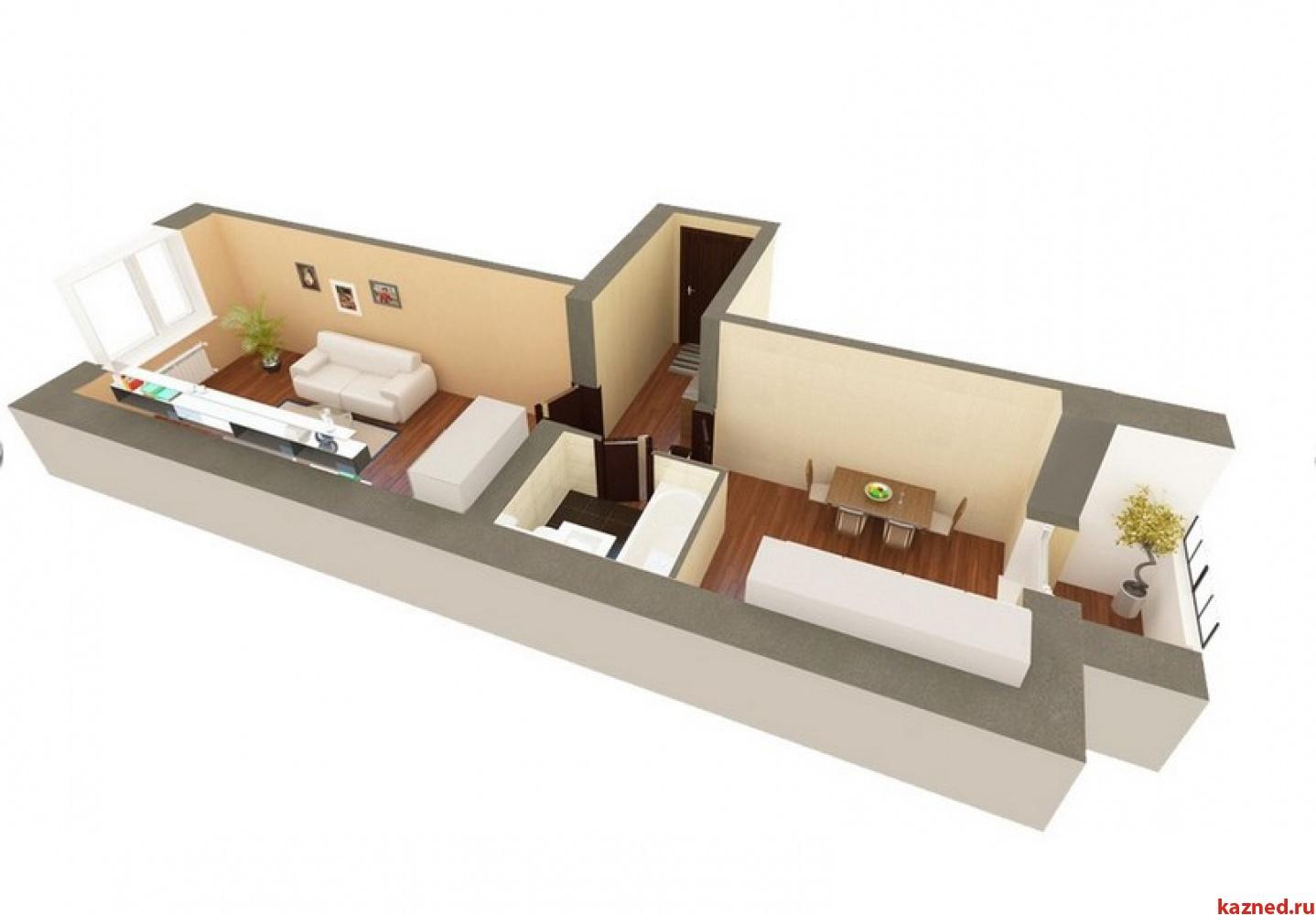 Продажа 1-к квартиры ЖК Царево, 7, 37 м2  (миниатюра №1)