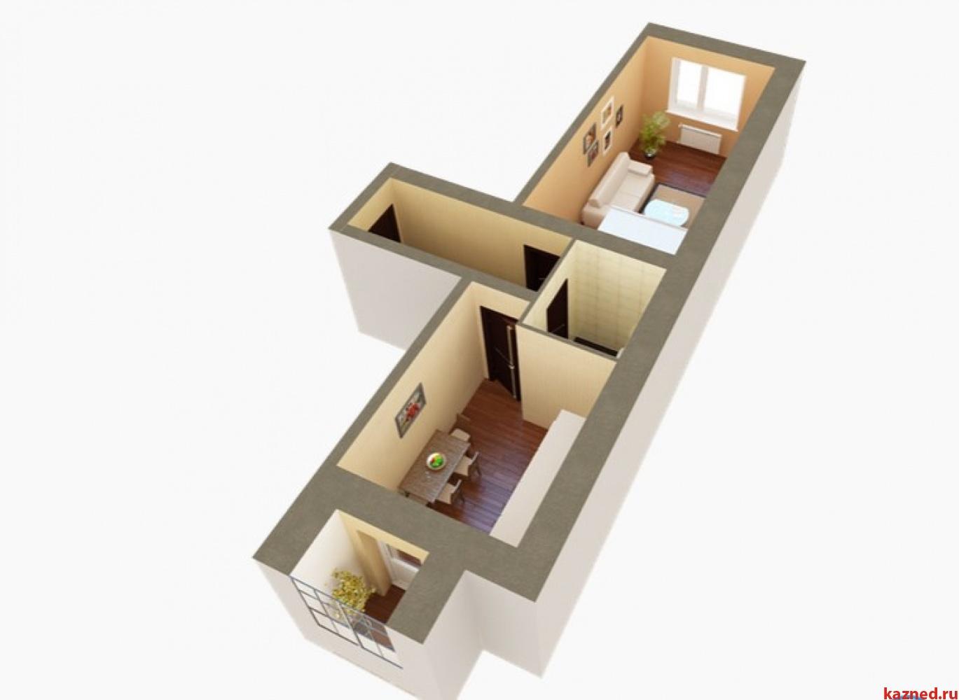 Продажа 1-к квартиры ЖК Царево, 7, 37 м2  (миниатюра №2)