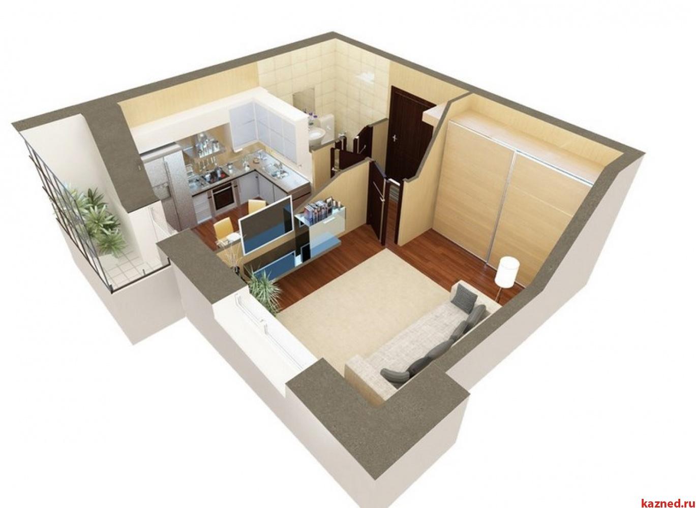 Продажа 1-к квартиры ЖК Царево, 7, 29 м² (миниатюра №3)