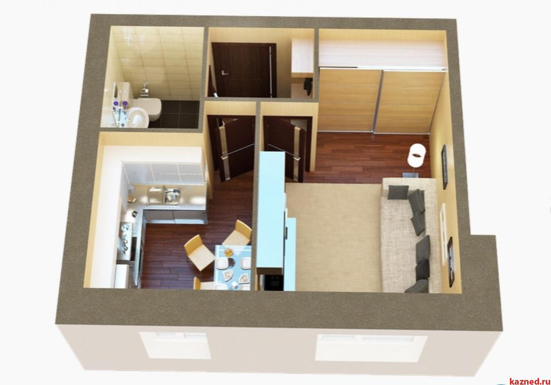 Продажа 1-к квартиры ЖК Царево, 7, 29 м² (миниатюра №1)