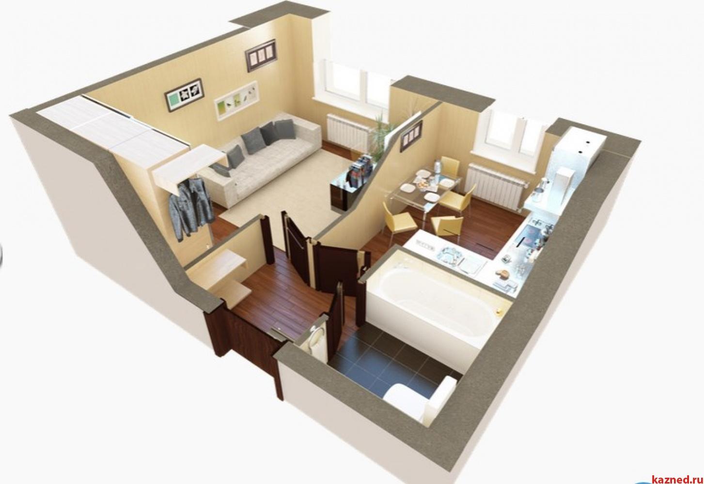 Продажа 1-к квартиры ЖК Царево, 7, 29 м² (миниатюра №2)