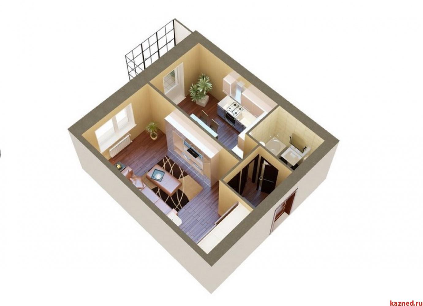 Продажа 1-к квартиры ЖК Царево, 7, 29 м² (миниатюра №4)