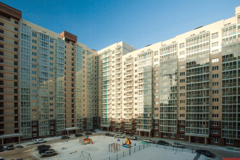 Продажа 1-к квартиры Камая, д.8а, 2 очередь, 41 м²  (миниатюра №1)