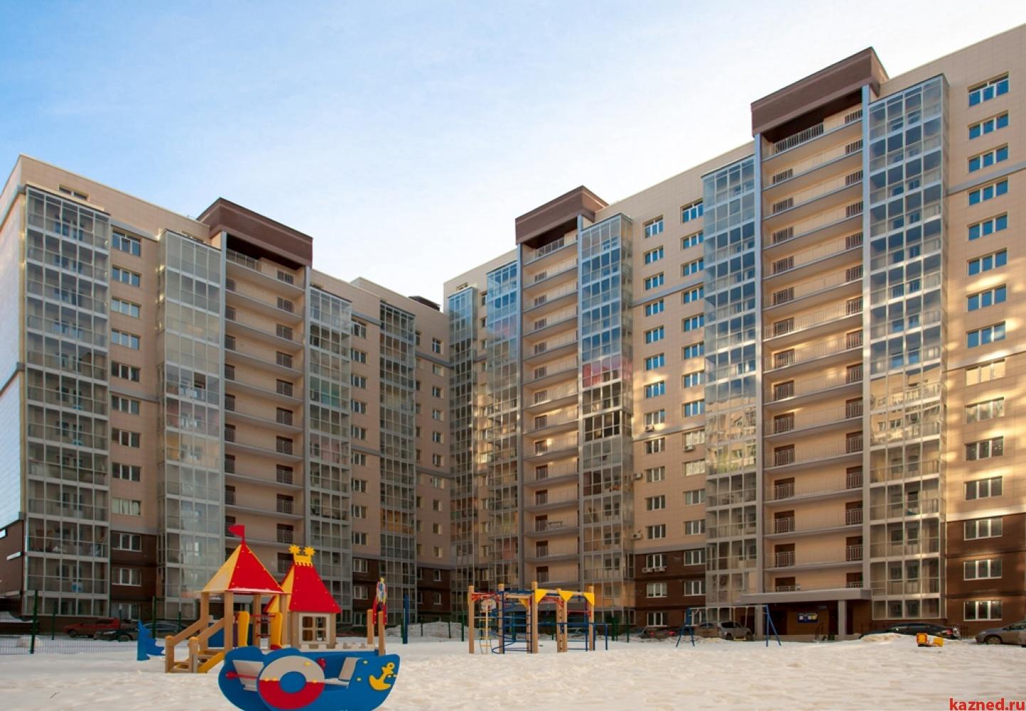 Продажа 1-к квартиры Камая, д.8а, 2 очередь, 41 м²  (миниатюра №4)