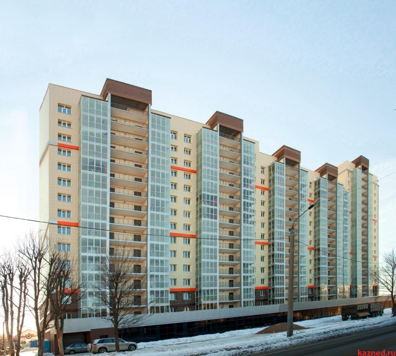 Продажа 1-к квартиры Камая, д.8а, 2 очередь, 41 м²  (миниатюра №2)