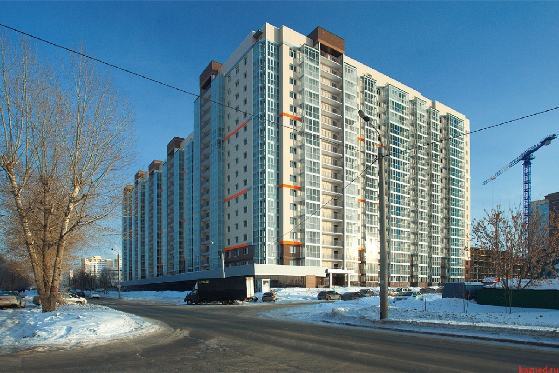 Продажа 1-к квартиры Камая, д.8а, 2 очередь, 41 м²  (миниатюра №3)