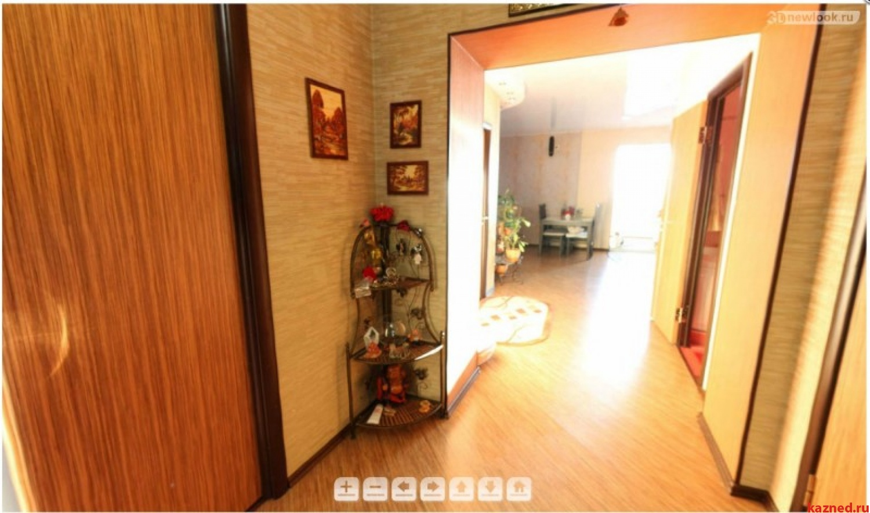 Продажа 2-к квартиры Серова 51\11, 78 м² (миниатюра №1)
