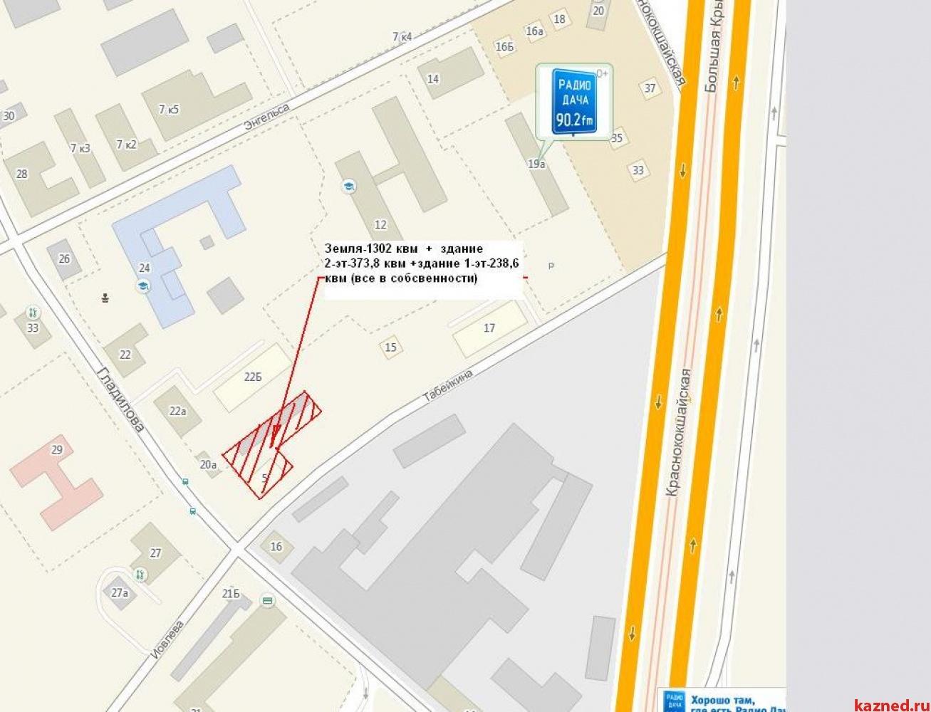 Продажа  склады, производства ул.Табейкина, д.5, 238 м² (миниатюра №1)