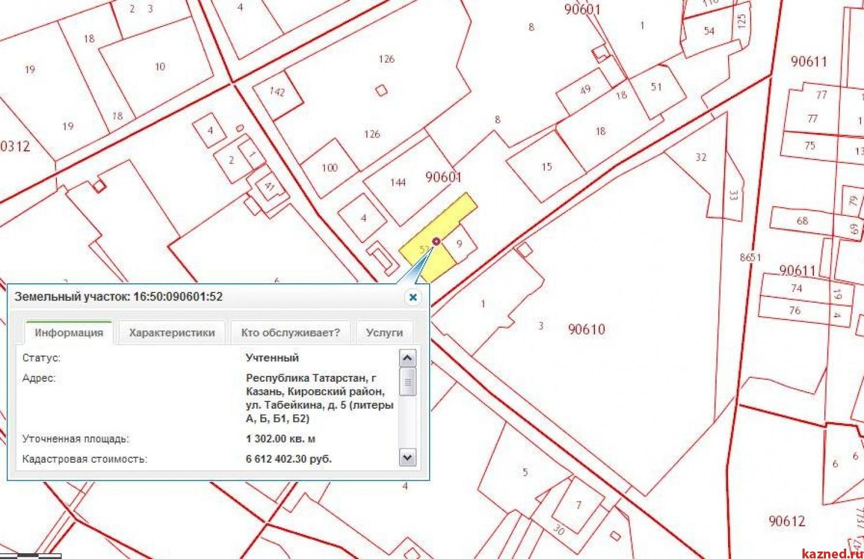 Продам участок ул.Табейкина, д.5, 13 сот.  (миниатюра №2)