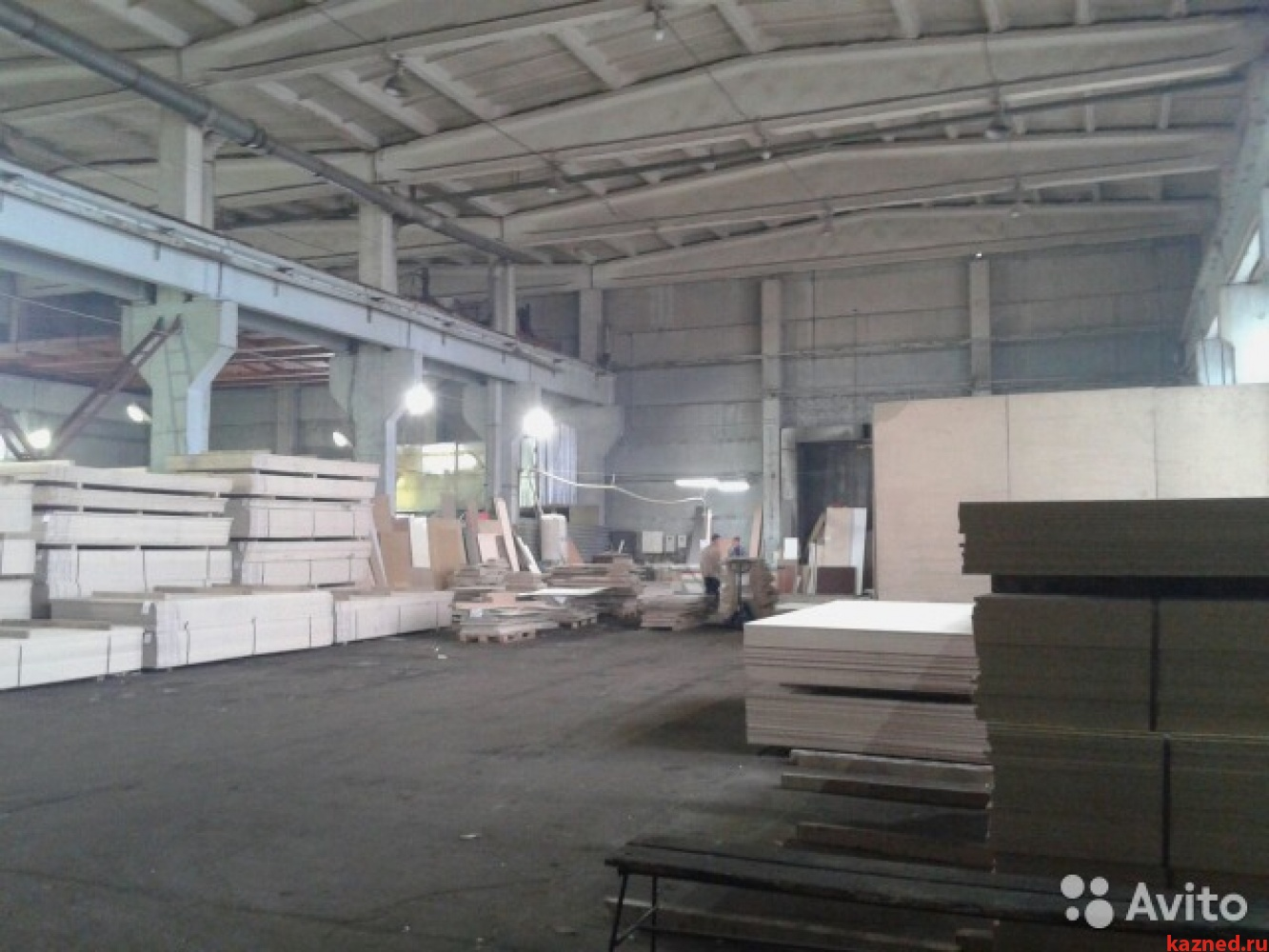 Аренда  склады, производства Гудованцева, 1000 м²  (миниатюра №2)