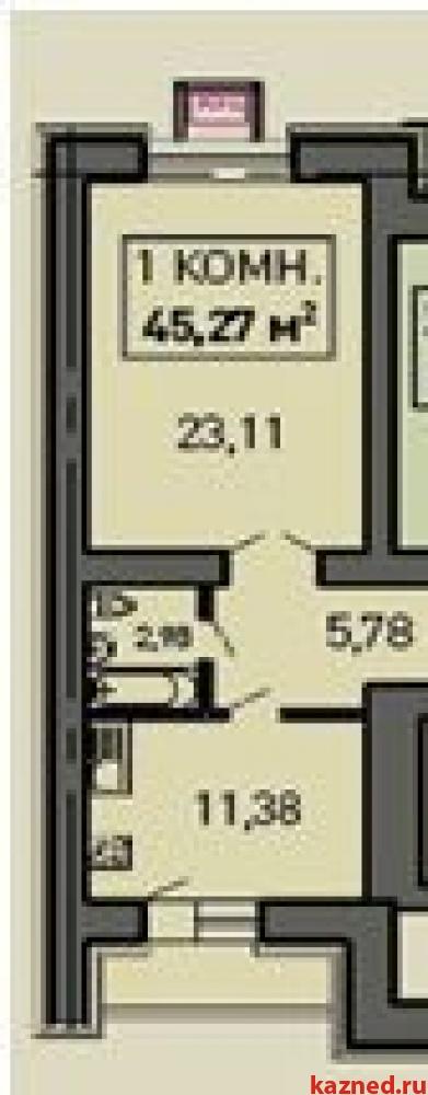 Продажа 1-комн.квартиру Лукина д.52, 47 м2  (миниатюра №1)