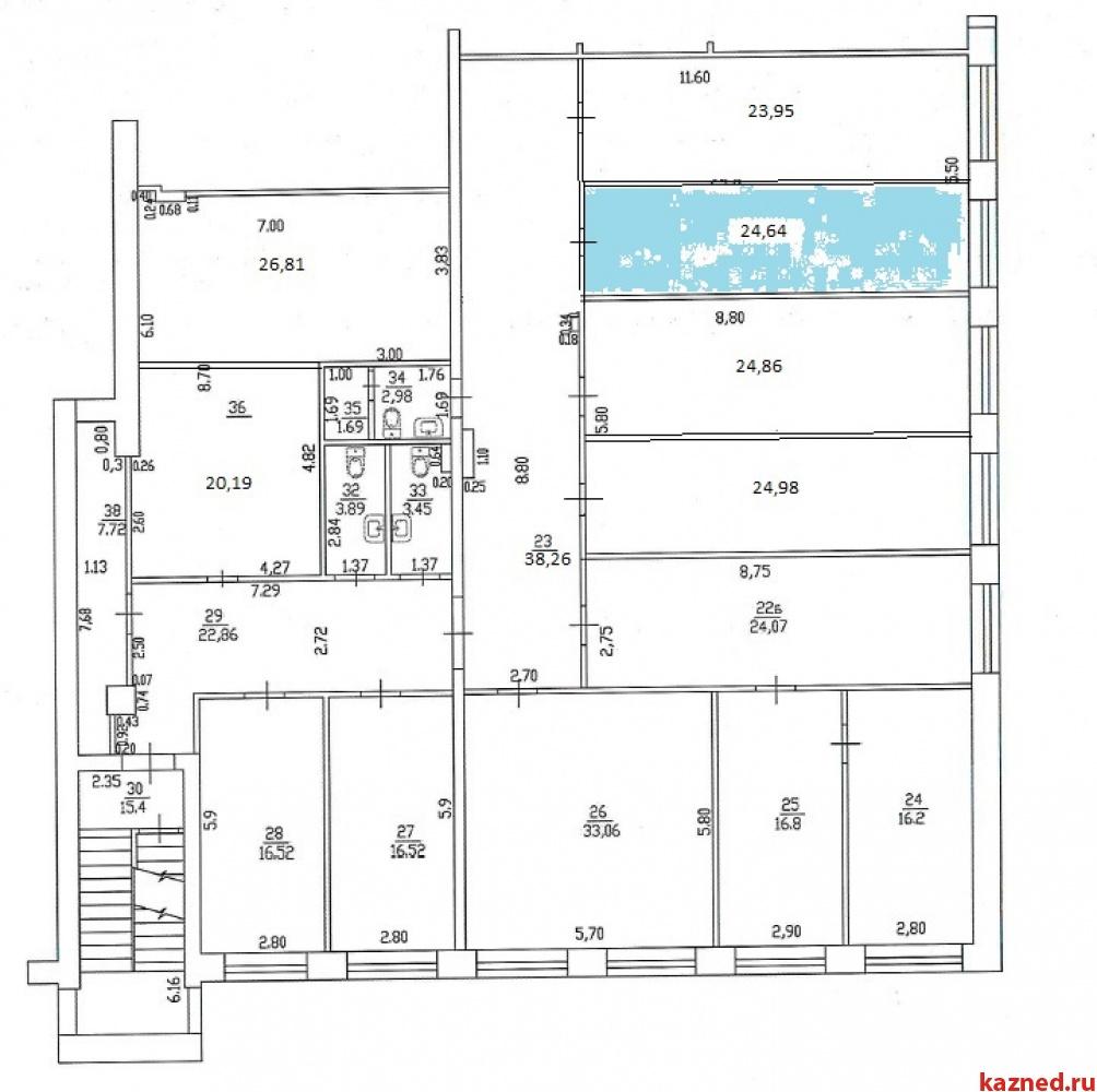 Аренда  Офисно-торговые Восстания, 104, 25 м2  (миниатюра №3)