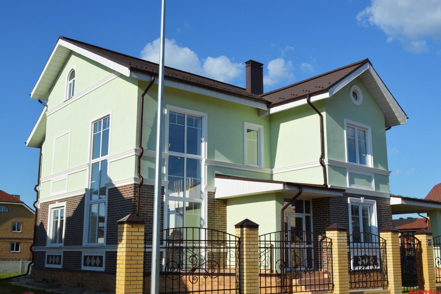 Продажа  дома п.Дубровка, п.Ореховка, 306 м²  (миниатюра №1)