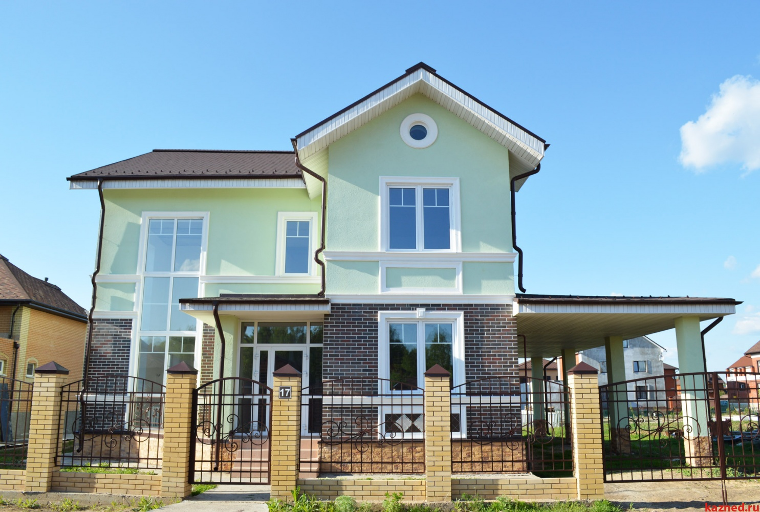 Продажа  дома п.Дубровка, п.Ореховка, 306 м²  (миниатюра №3)