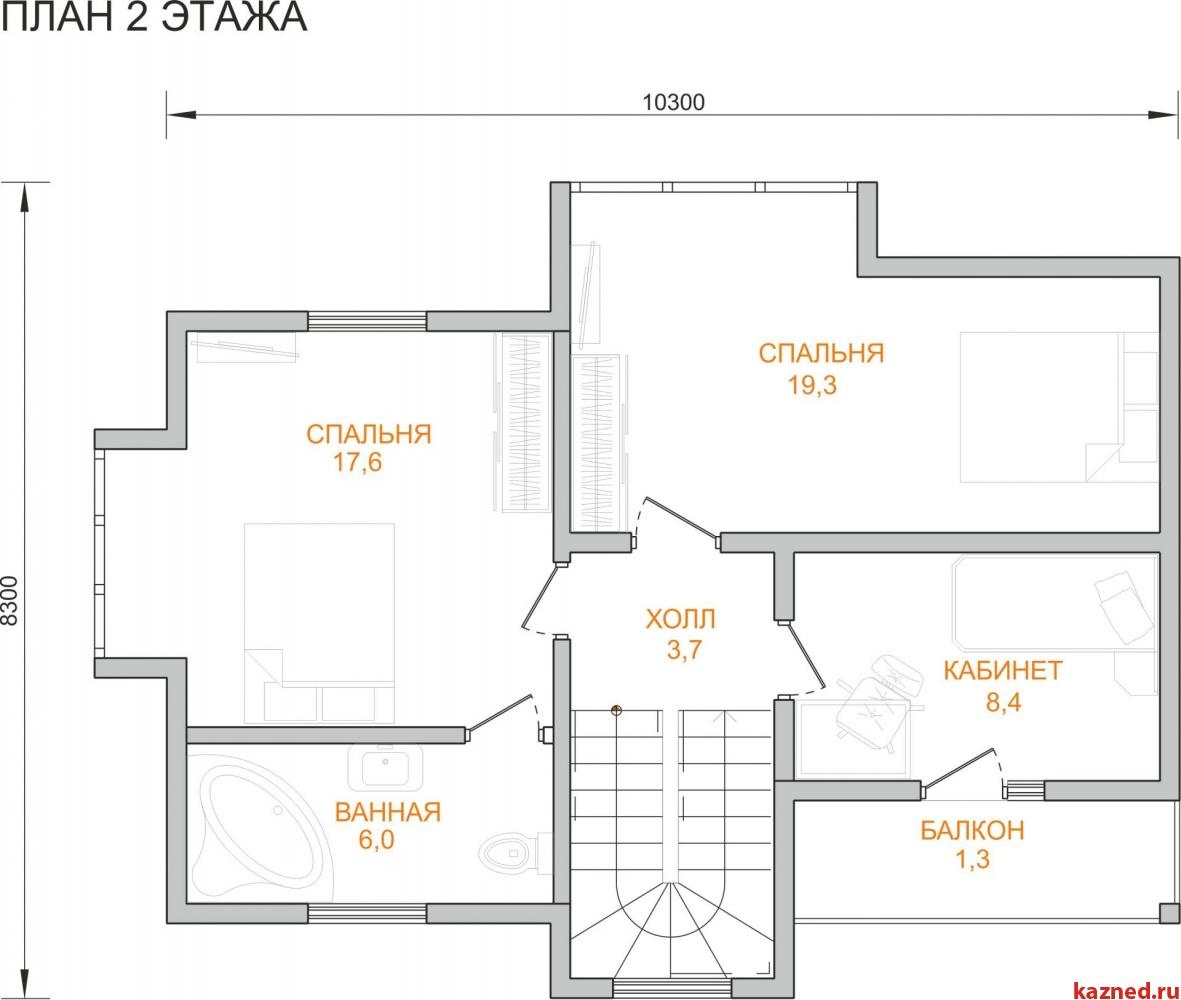 Продается дом в КК Загородный Клуб (миниатюра №5)