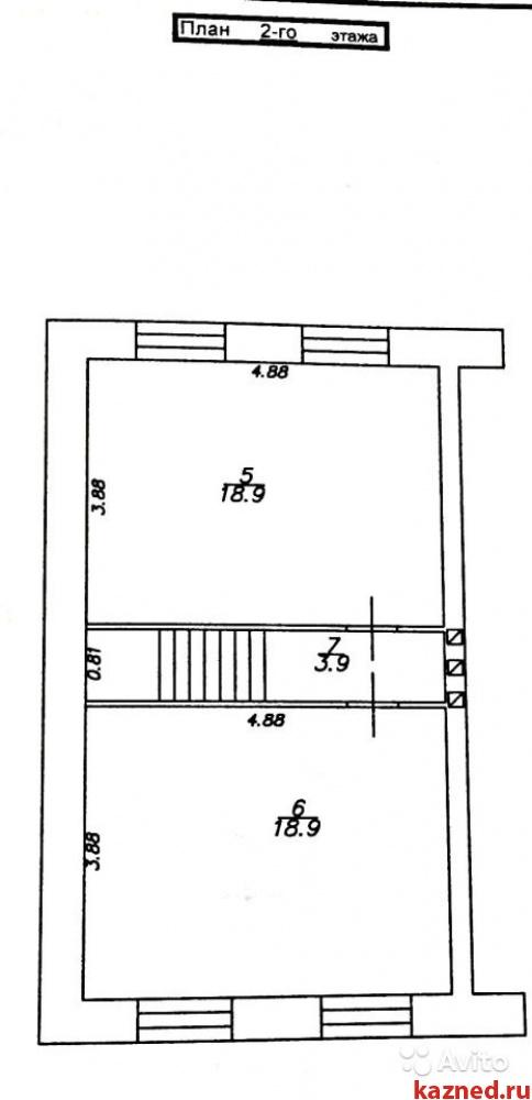 Продажа  Дома Северный, Шомыртлы, 82 м2  (миниатюра №4)