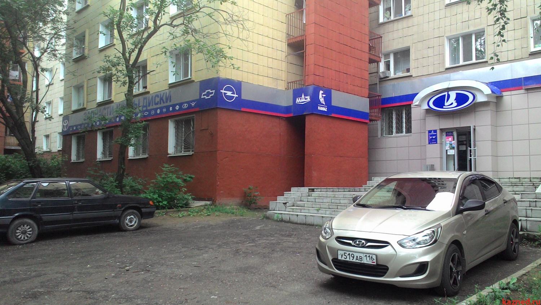 Нежилое помещение 374 или 182 кв.м. на Бр.Касимовых (миниатюра №1)