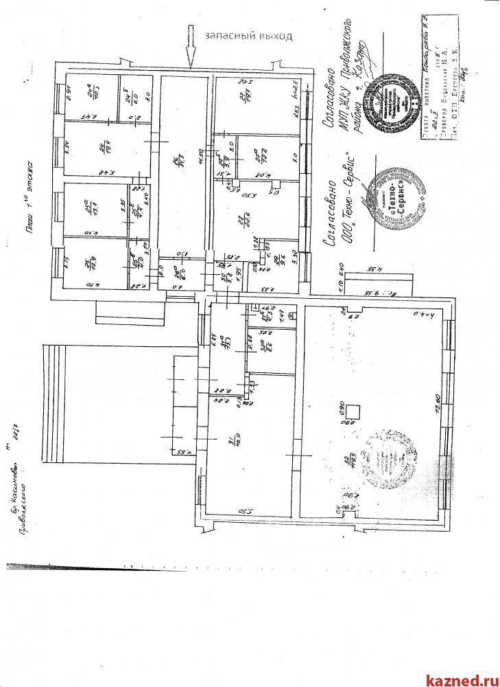 Нежилое помещение 374 или 182 кв.м. на Бр.Касимовых (миниатюра №5)