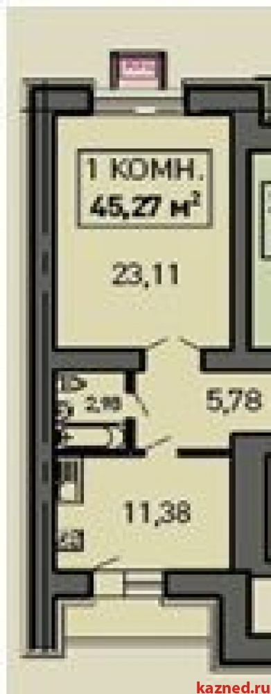 Продажа 2-к квартиры Лукина д.52, 50 м²  (миниатюра №1)