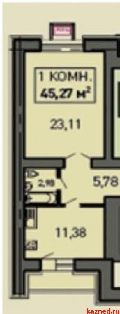 Продажа 1-к квартиры Лукина, д.52, 50 м²  (миниатюра №2)