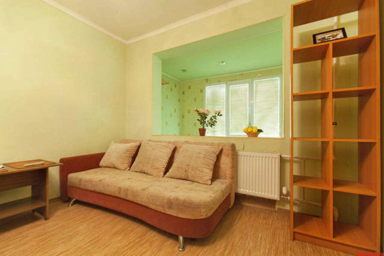 Уютная квартира посуточно после евро ремонта по адресу Амирхана 67, сп (миниатюра №8)